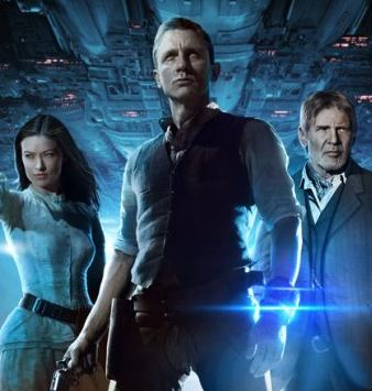 Cowboys And Aliens Daniel Craig Olivia Wilde Harrison Ford