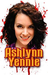 Ashlynn Yennie talks The Human Centipede II (Full Sequence) and More!