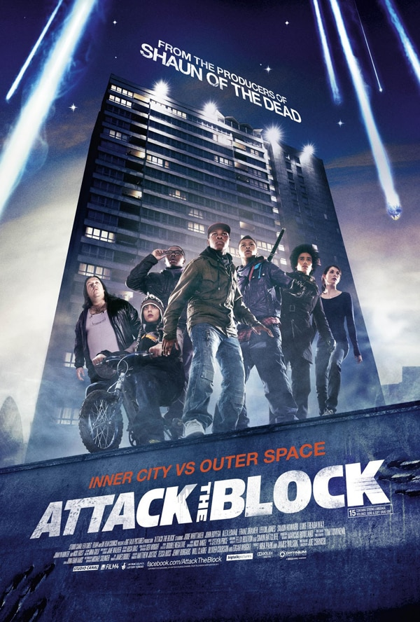 Sony Starts Small for Attack the Block Theatrical Release