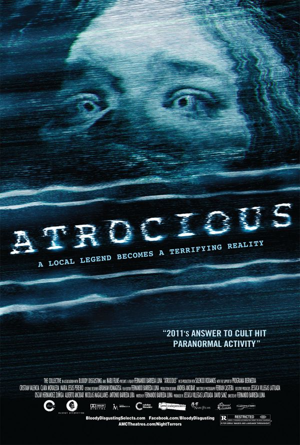 Atrocious Gets Limited Theatrical Run in August