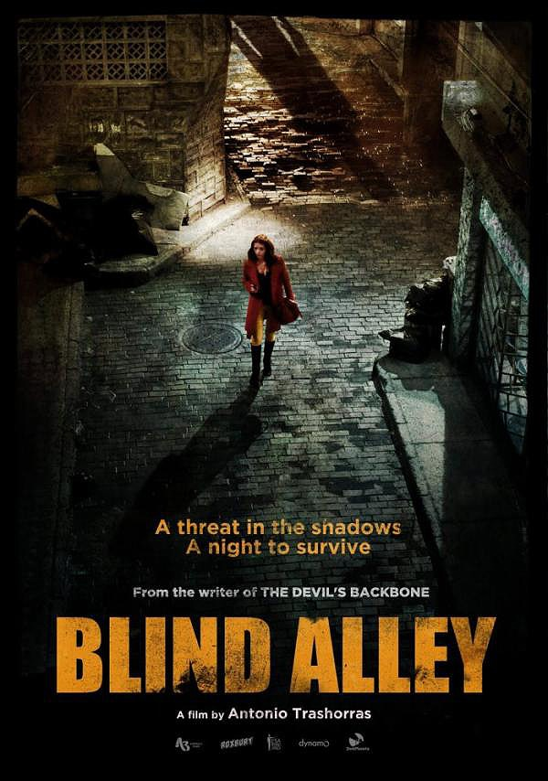 See New Images From Blind Alley
