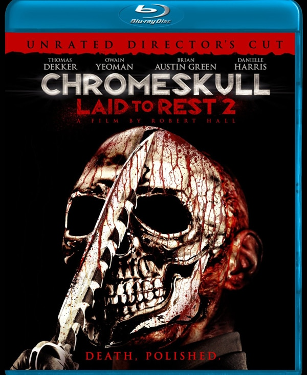 Scare Yourself Up ChromeSkull: Laid to Rest 2 On Demand