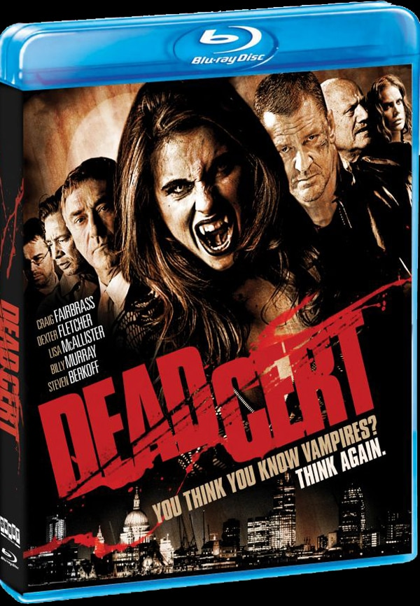 Win a Copy of Dead Cert on Blu-ray or DVD!