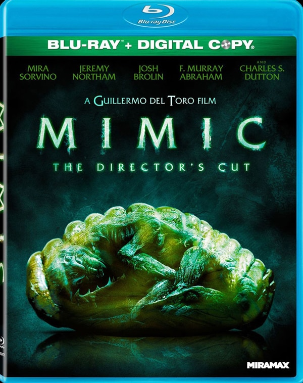 Win a Copy of Mimic The Director's Cut on Blu-ray!