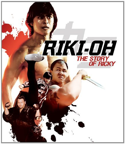 Blu-ray Art Debut: Riki-Oh The Story of Ricky