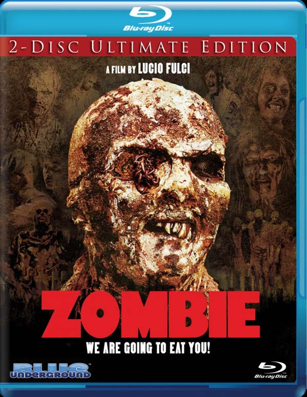 Zombie - The Dead Are Among Us on Blu-ray High Definition