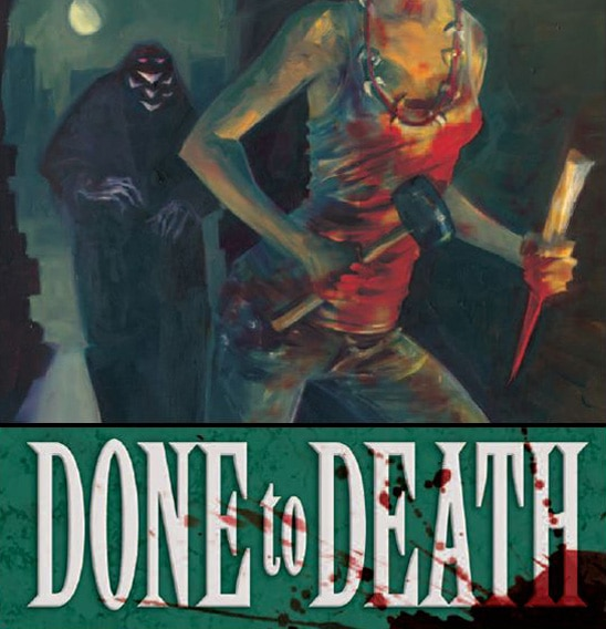 Andrew Foley Gets it Done to Death in New Graphic Novel