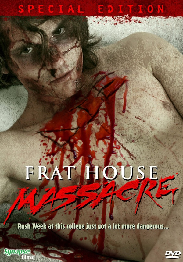 DVD Release Info for Synapse Films' Frat House Massacre