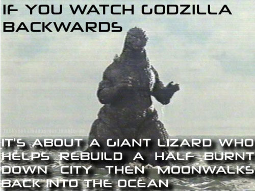 New Writer Hired!  It's Godzilla vs. David Goyer!
