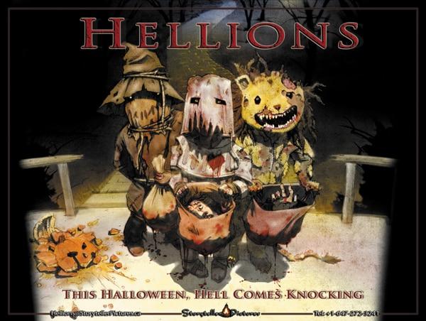 Tim Sullivan to Unleash His Hellions