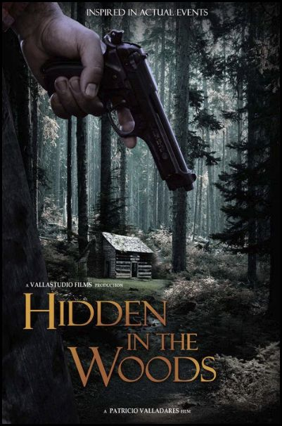 New One-Sheet Released for Chilean Shocker Hidden in the Woods