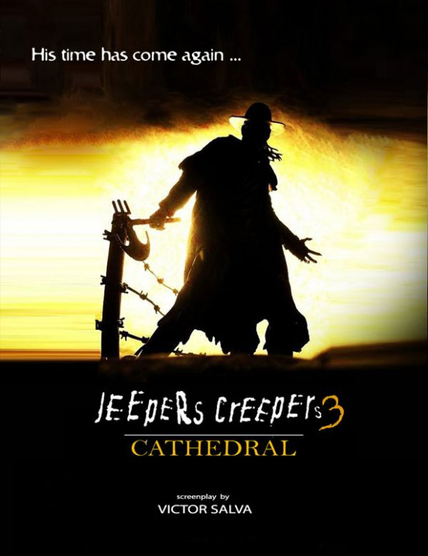 Jeepers Creeper 3: Cathedral to End Trilogy