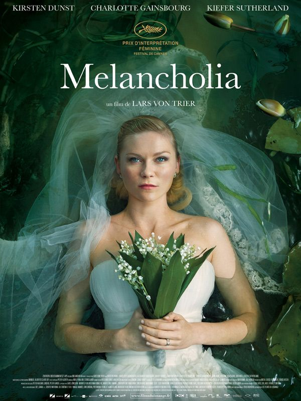 Melancholia Character One-Sheets Offer Advice