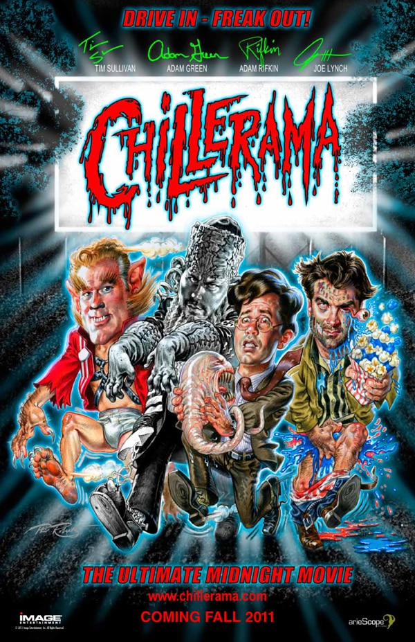 Chillerama Comes Home for the Holidays from Image Entertainment (click for larger image)