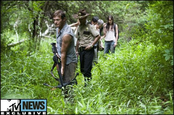 San Diego Comic-Con 2011: New Image From The Walking Dead Season 2