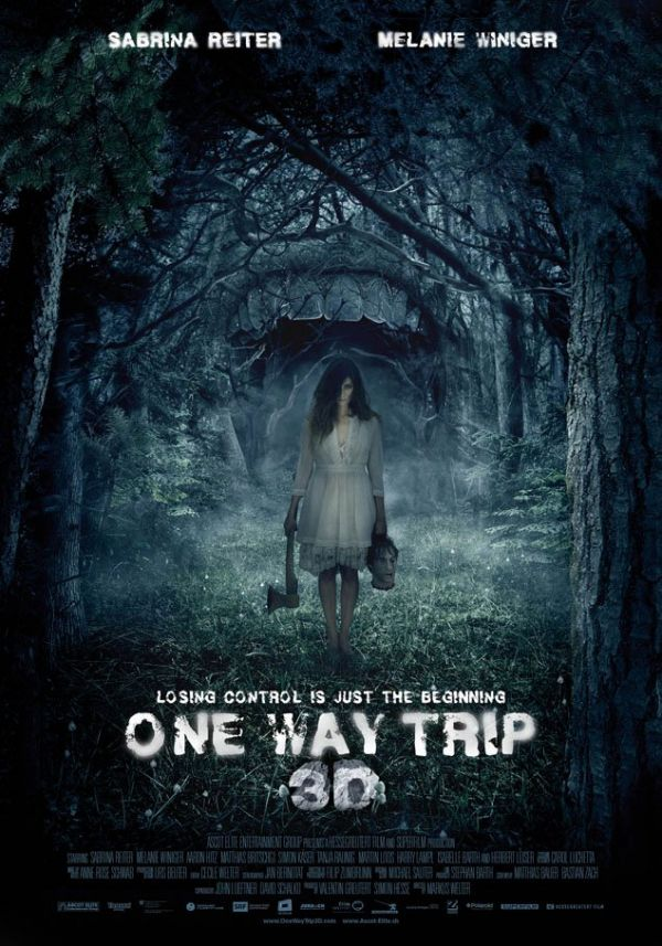 English Subtitled One Way Trip
