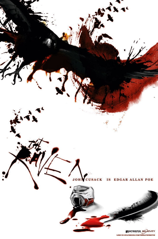 San Diego Comic-Con 2011: Exclusive One-Sheet Debut - The Raven