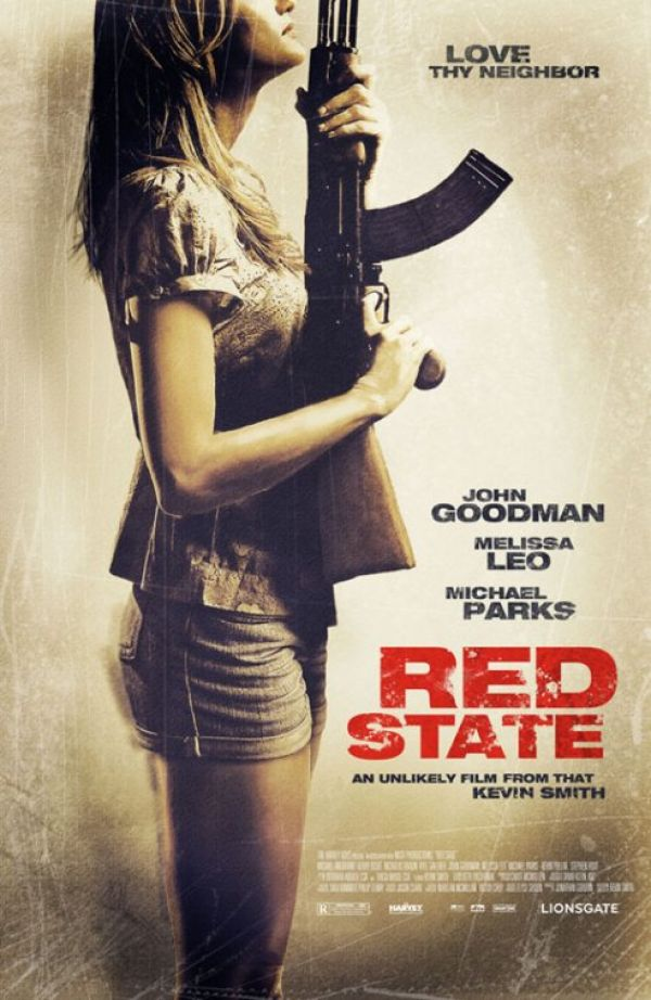 Official Trailer Debut and New Artwork - Kevin Smith's Red State