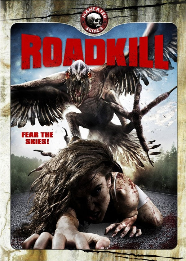 Syfy Original Roadkill Wreaking Havoc on DVD August 16th