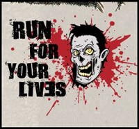 Zombies 5K Run for your lives