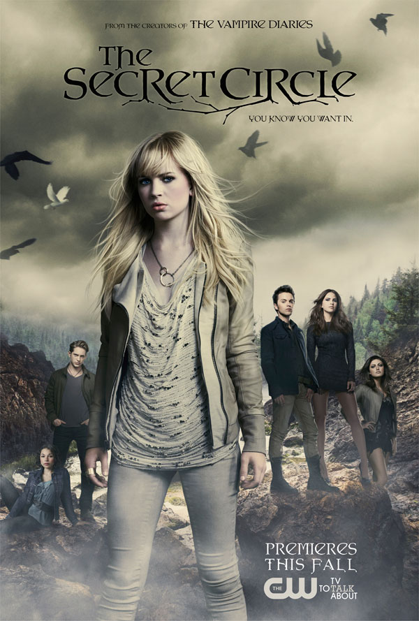 The Secret Circle 2011 Comic-Con Promo Poster