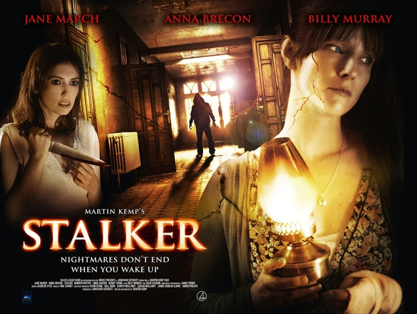 UK Art and Trailer For Stalker Will Have You Looking Over Your Shoulder