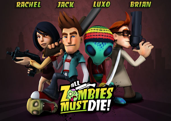 First Look at Zombies Must Die!