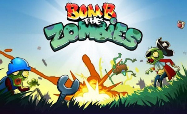 Bomb the Zombies Now Available At the App Store