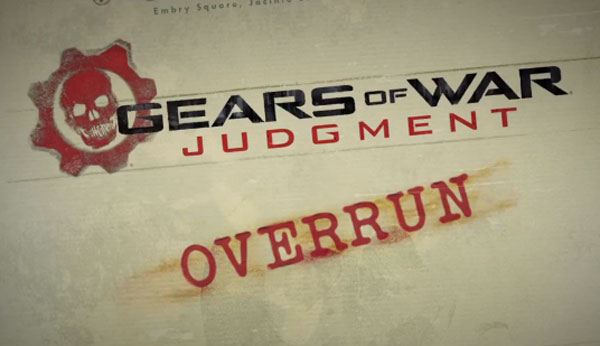 Gears of War: Judgment Receives OverRun Tutorial Trailer