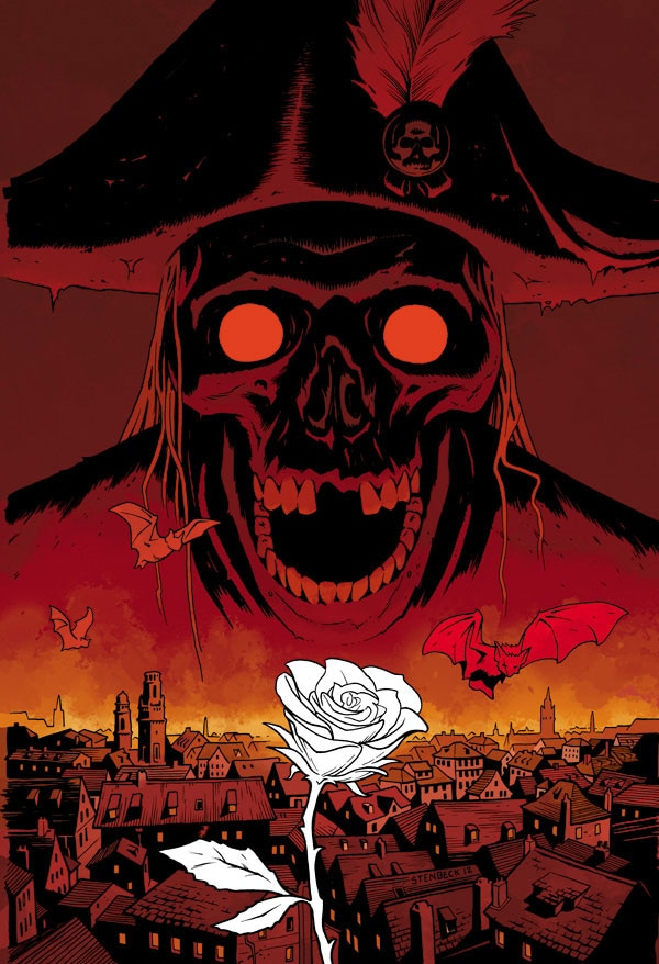 Mike Mignola and Christopher Golden's Baltimore Coming from Dark Horse November 21st