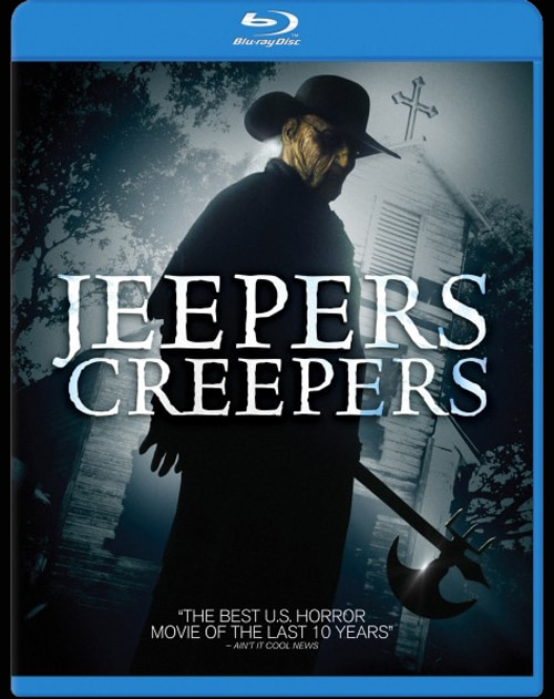 Fox Doles Out the Horror on Blu-ray in September - Jeepers Creepers, Killer Klowns from Outer Space, and Texas Chainsaw Massacre 2