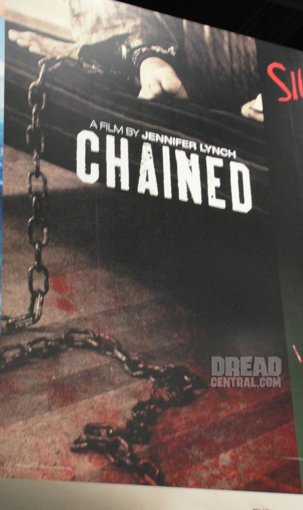 San Diego Comic-Con 2012: Get Chained to Some New Artwork