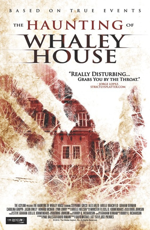 San Diego Comic-Con 2012: Invasion of The Asylum; Get The Haunting of Whaley House Early!