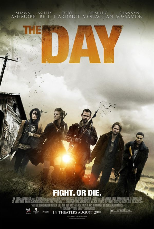 We Wrestle with the Review for the WWE's The Day