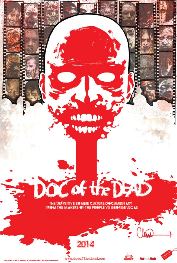 Simon Pegg Talks Zombie Stormtroopers in Latest Doc of the Dead Clip