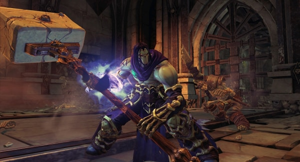 Death Doesn't Discriminate in New Darksiders II Trailer