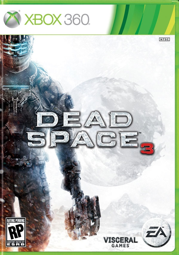 New Features and Box Art Arrives for Dead Space 3