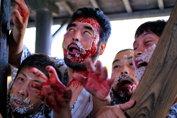 Fantastic Fest 2012: First Wave of Films Announced - Dead Sushi