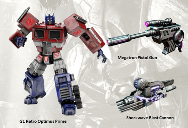 Go Behind-the-Scenes of Transformers: Fall of Cybertron in Latest Video