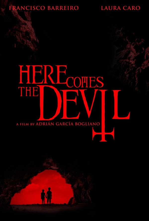 Exclusive Interview: Adrian García Bogliano Talks Here Comes the Devil and More