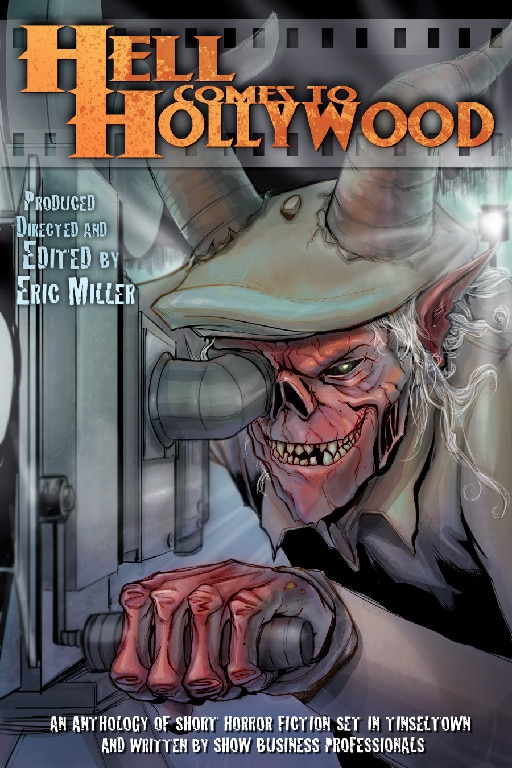 Hell Comes to Hollywood Signing This Weekend at Dark Delicacies