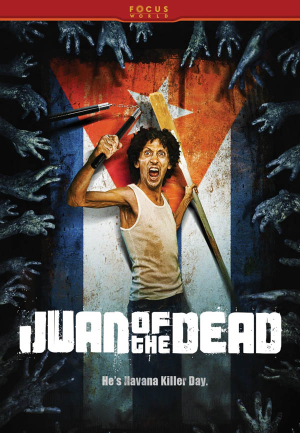 Offical DVD Specs: Juan of the Dead