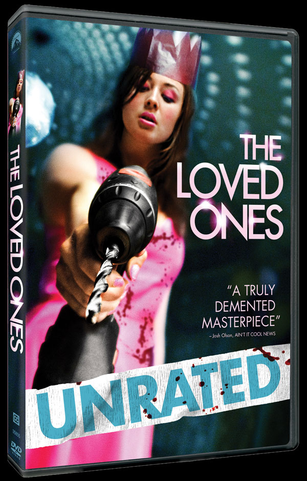 The Loved Ones Drills its Way to DVD