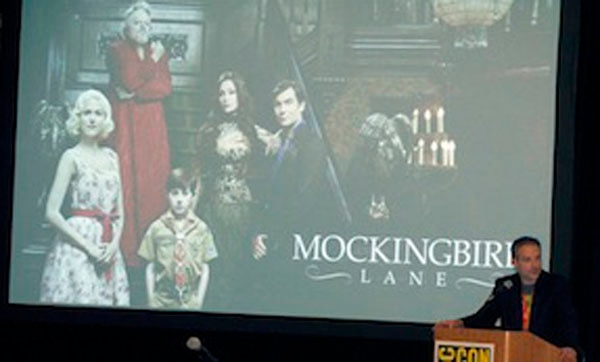 San Diego Comic-Con 2012: Mockingbird Lane - First Cast Photo and Panel Recap