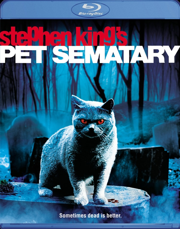 Pet Sematary Blu-ray Details and Artwork