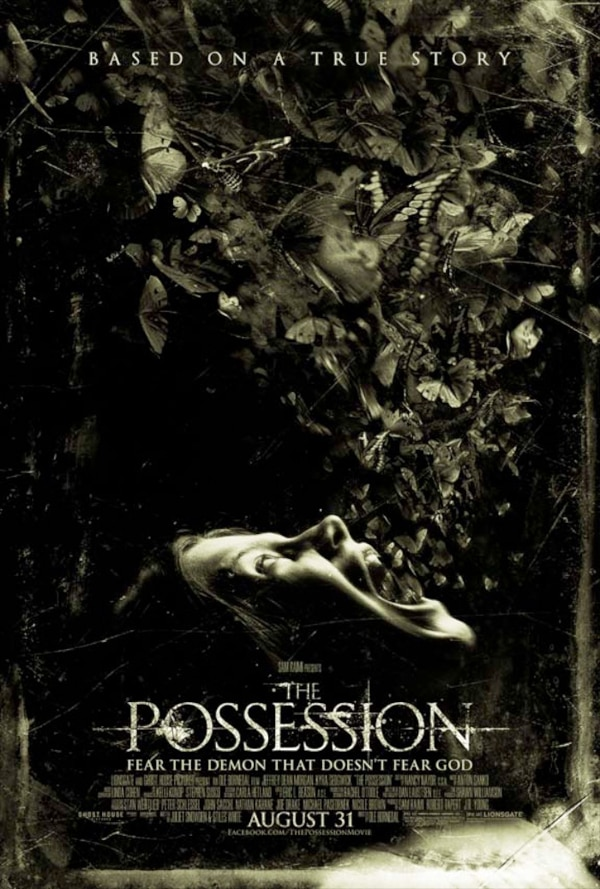 New Possession One-Sheet Spits Up All Over the Place