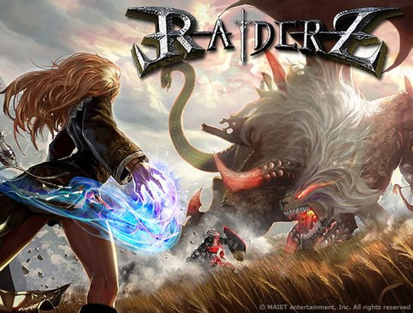 RaiderZ Now In Closed Beta Test Phase