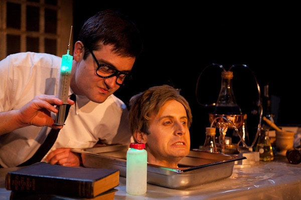 Re-Animator The Musical Heading to NYC!