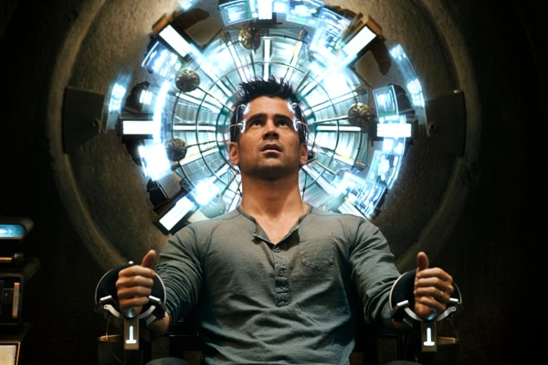 New Total Recall Stills Show Off Nothing