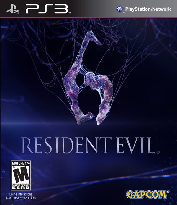 New Packshots Arrive for Resident Evil 6